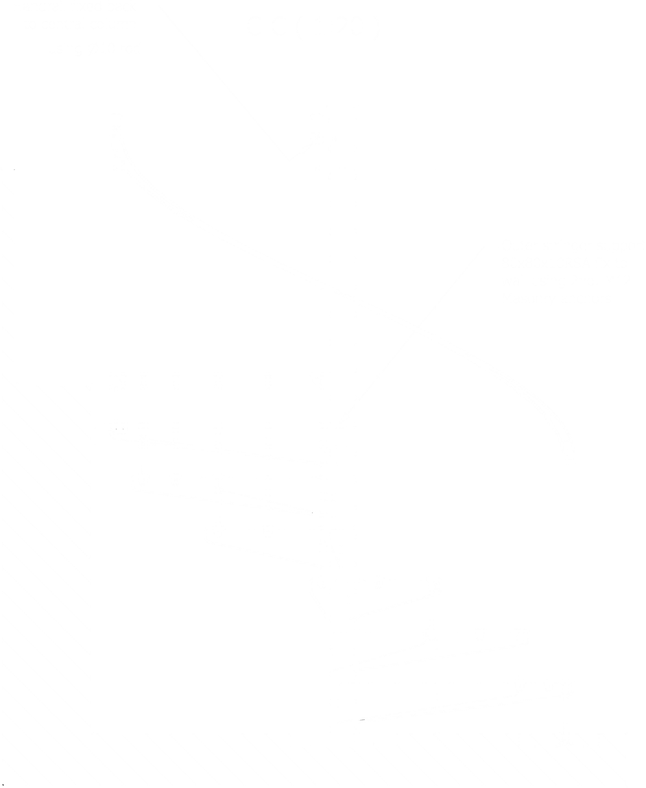 Staircase Architectural Drawing