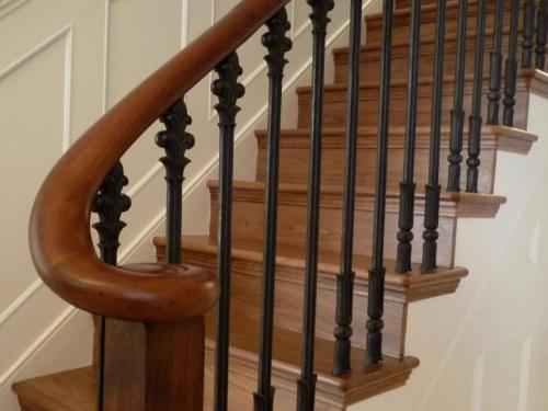 Balustrade Installation - Belgravia, London