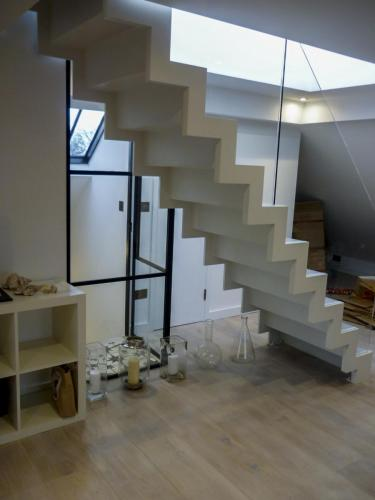 Laser Cut Staircase   Blackfriars