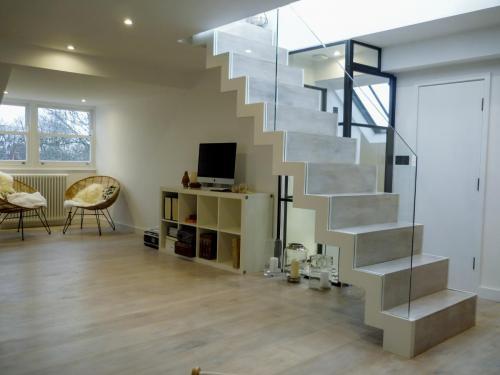 Laser Cut Staircase | Blackfriars