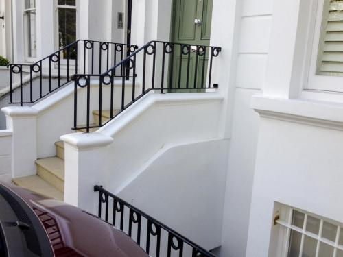 Bespoke Balustrade Installation - Earls Court
