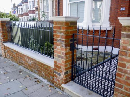 Railings & Gates installation in Fulham