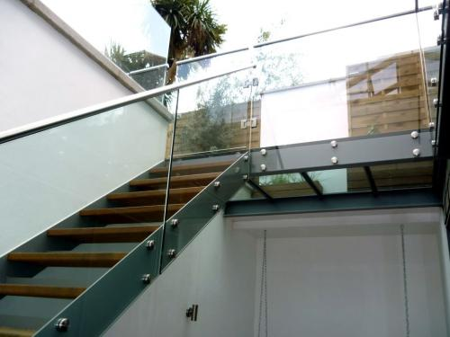 Steel Staircase   St Fulham