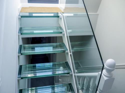 Glass Staircase - Clapham