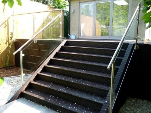 Stainless Steel Balustrade Hendon