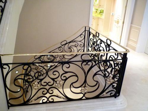 Ornamental Balustrade - Mayfair London