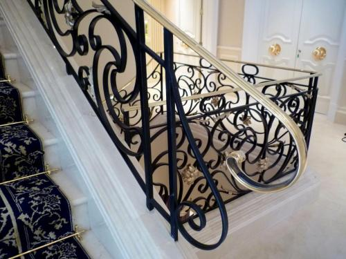 Ornamental Balustrade - Mayfair London