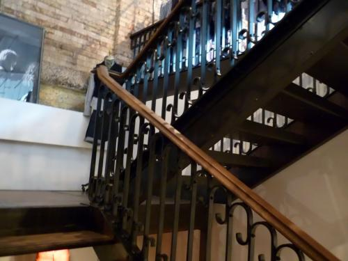 Hand Forged Balustrade | Sloane Square