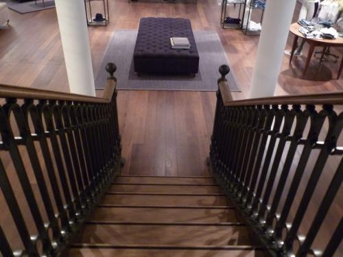 Bespoke Steel Staircase | Sloane Square London