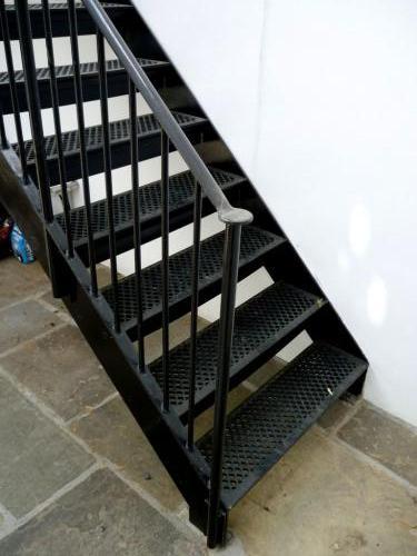 Cast Iron Balcony & Staircase | South Kensington