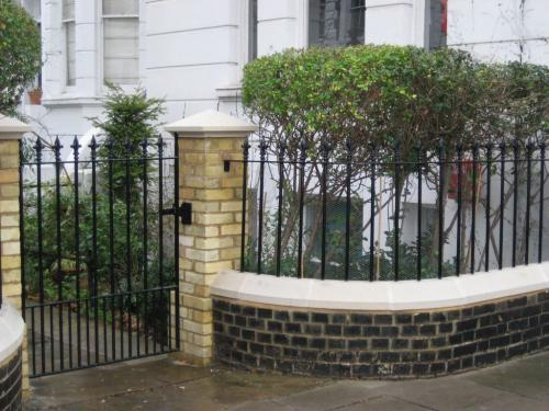 Railings & Gates | Sunningdale Street, South Kensington