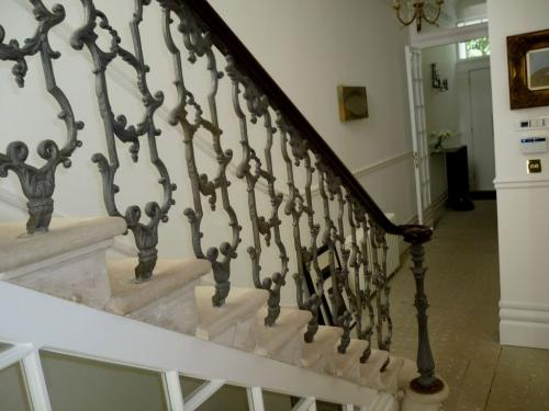 Cast Iron Balustrade | Thurloe Square