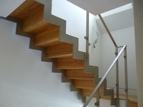Zig-Zag Staircase   West Hampstead