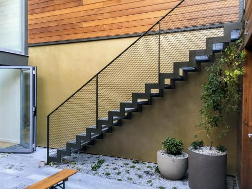 Mesh Staircase - Wimbledon